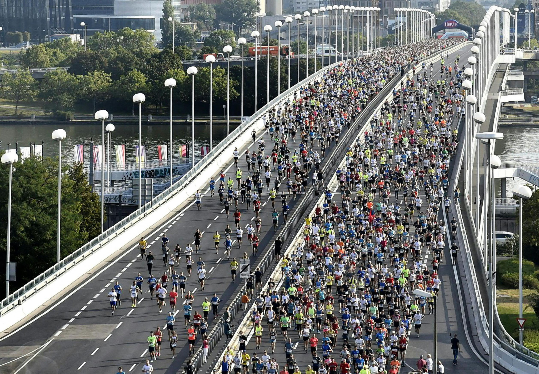 """Organisers of the Vienna City Marathon claimed they had """"no other choice"""" but to disqualify Hurisa ©Getty Images"""