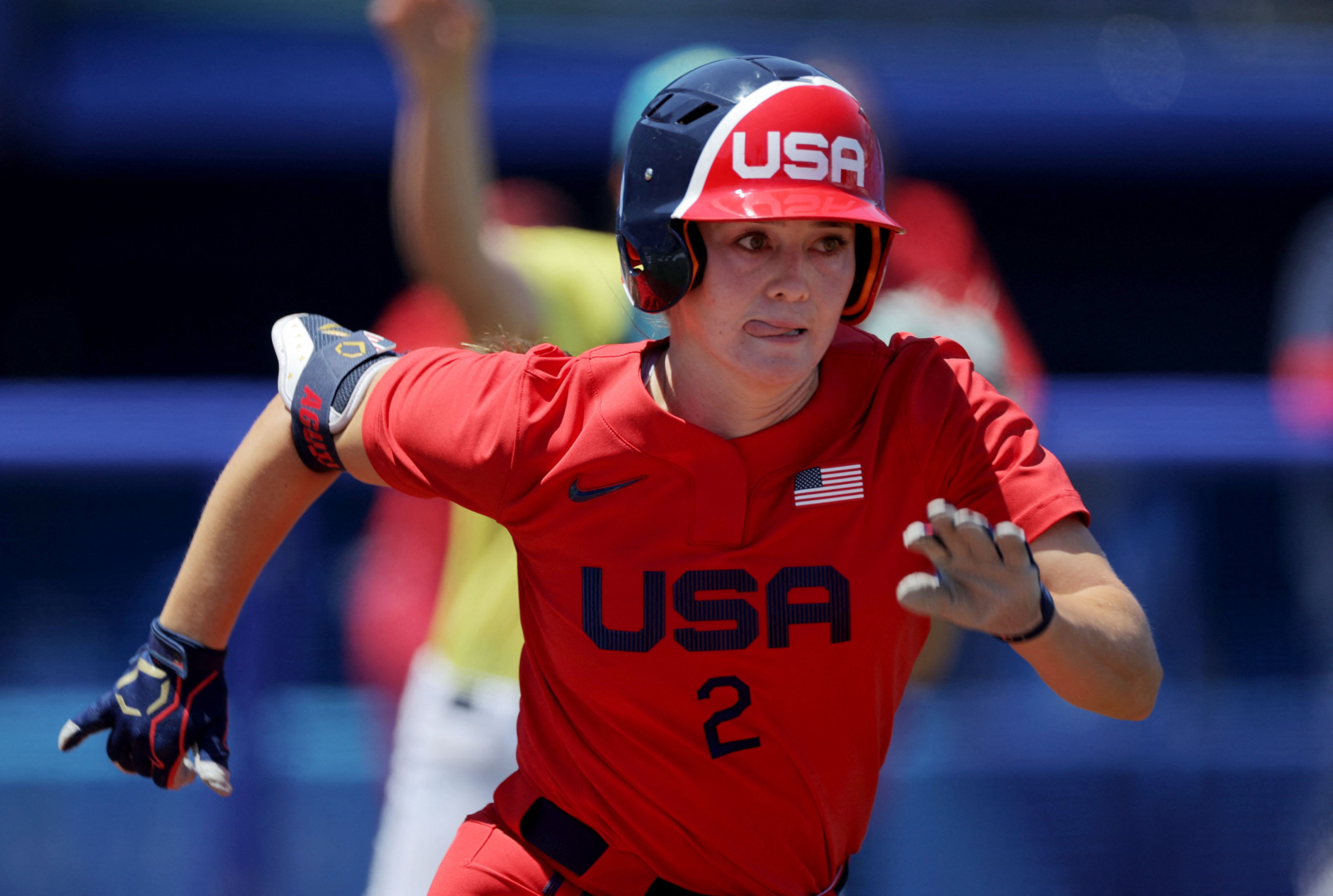 Hosts United States will contest the World Games softball tournament after winning silver at Tokyo 2020 ©Getty Images