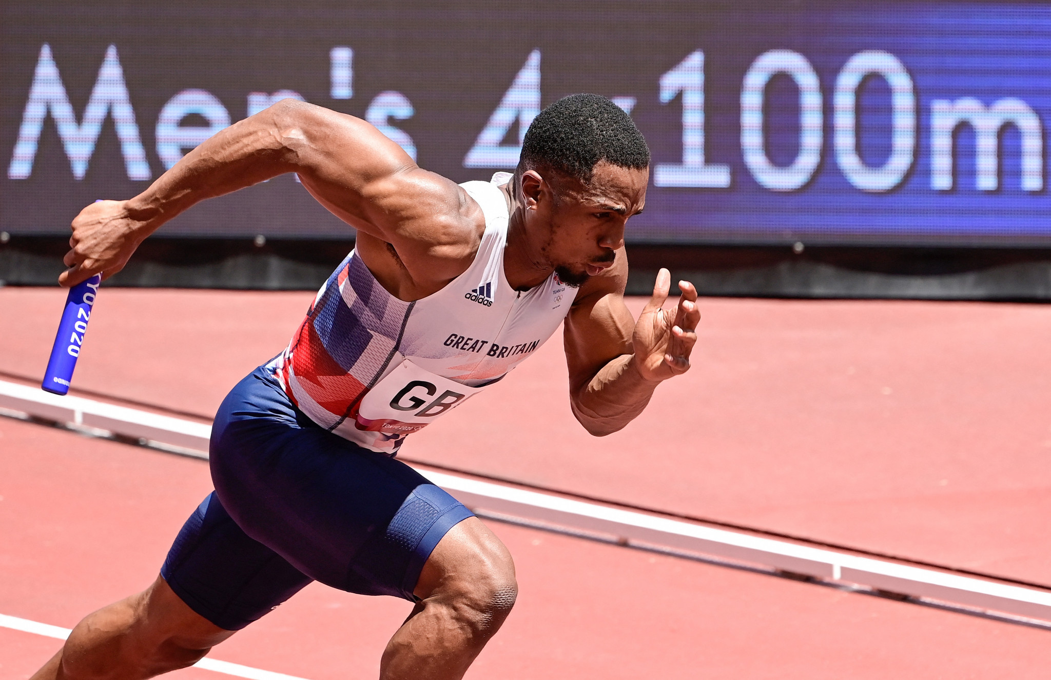 Britain set to lose Tokyo 2020 relay silver medal after Ujah positive test confirmed