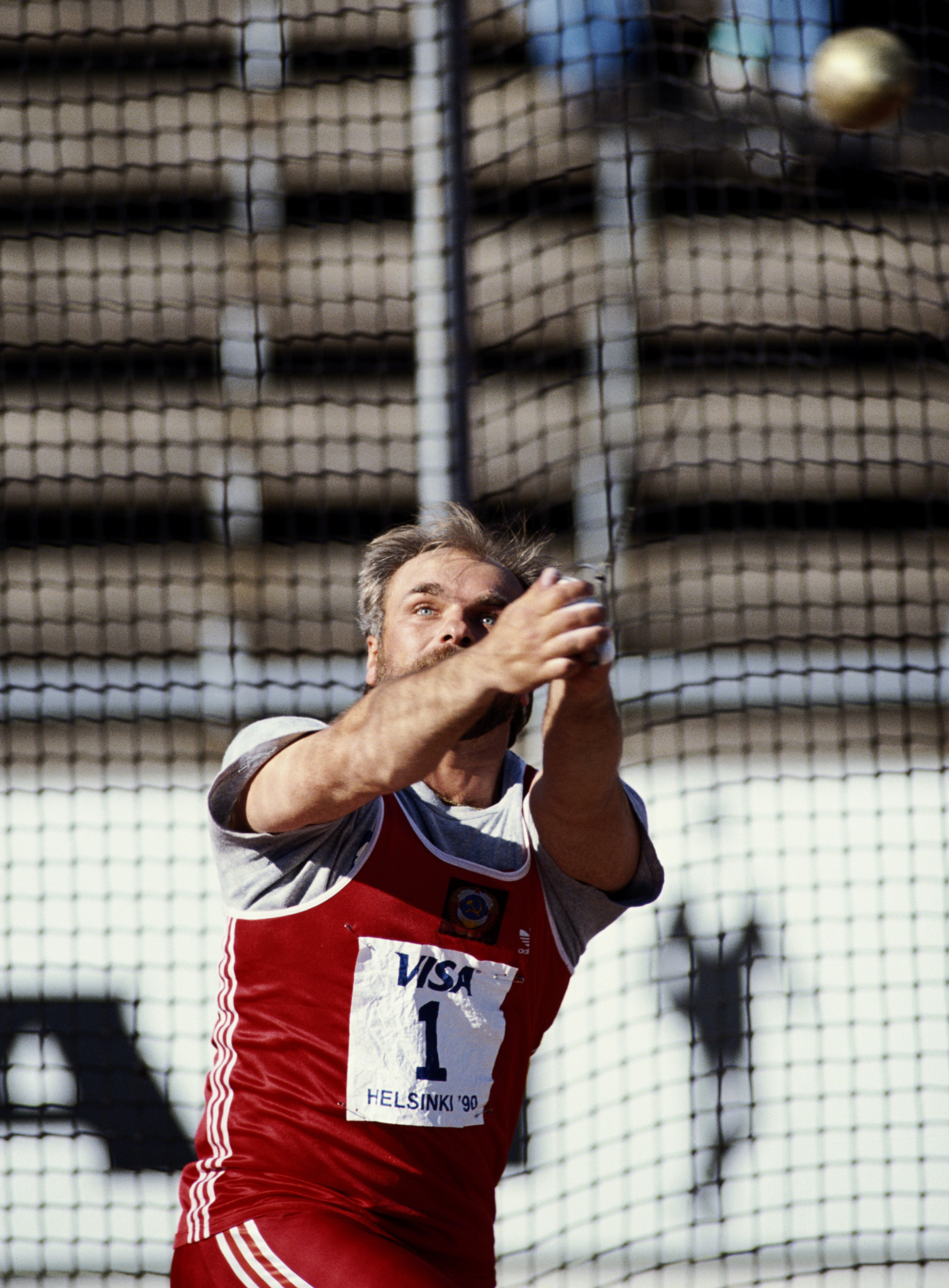 Two-time Olympic hammer gold medallist Yuriy Sedykh dies at 66 of heart attack