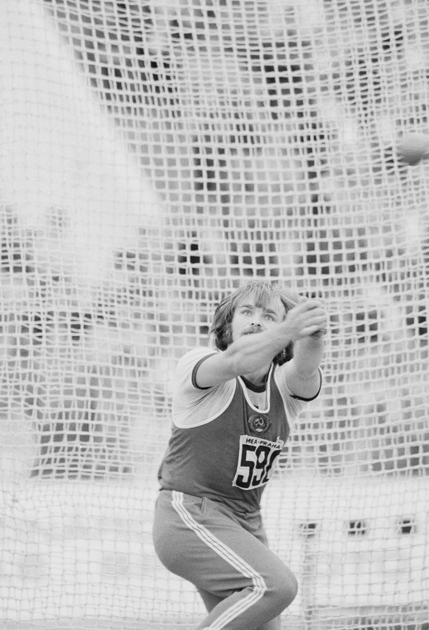 Yuriy Sedykh set a world record for the hammer in 1986 that still stands ©Getty Images