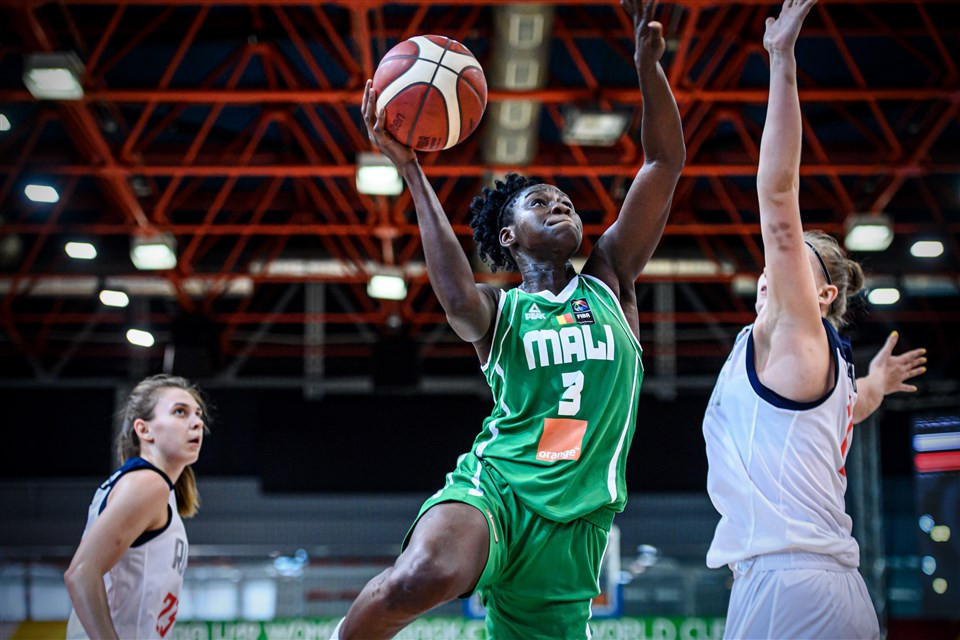 Mali's team at the Under-19 Women's Basketball World Cup were subject to