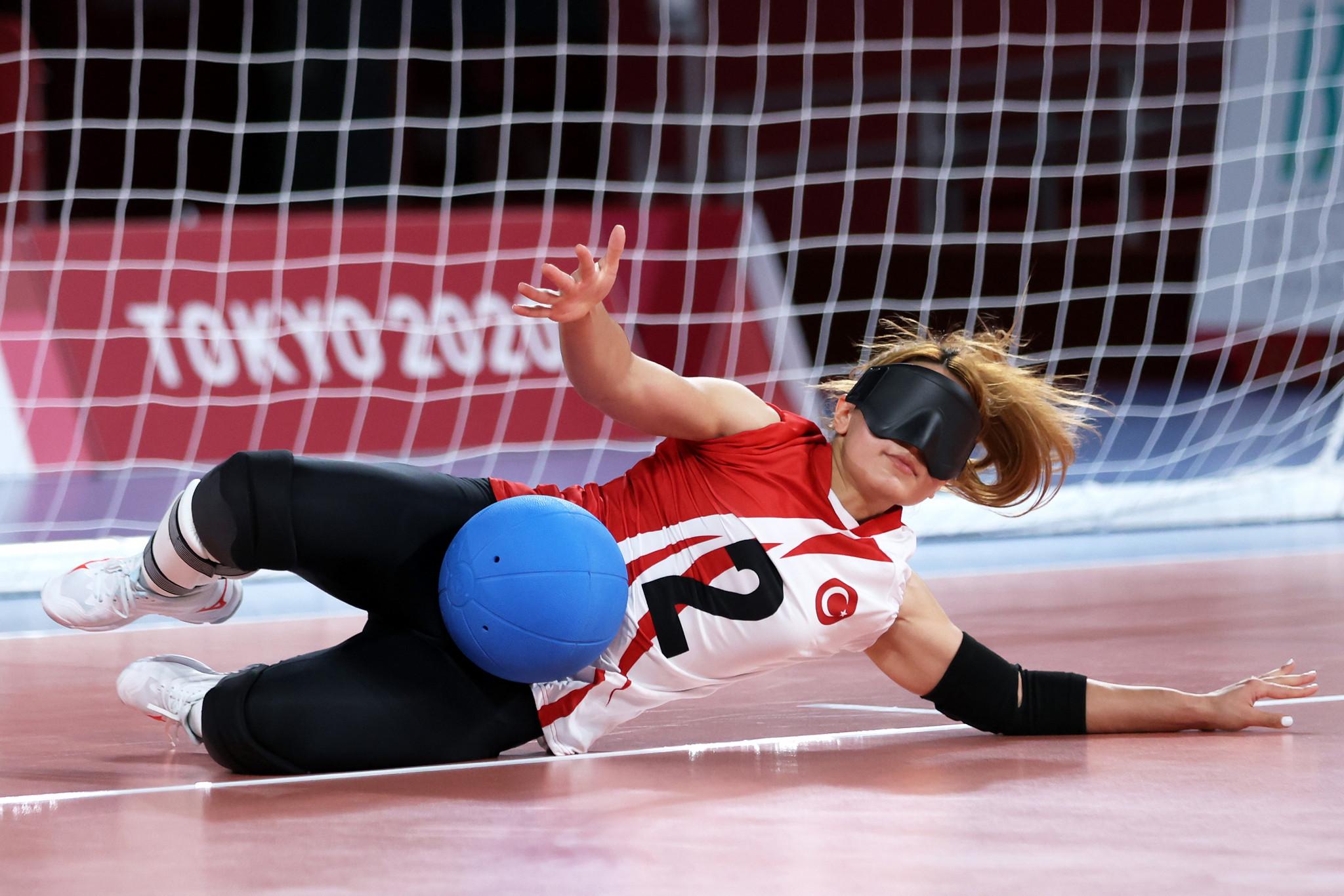 Turkey to host IBSA Goalball European Championships A in November