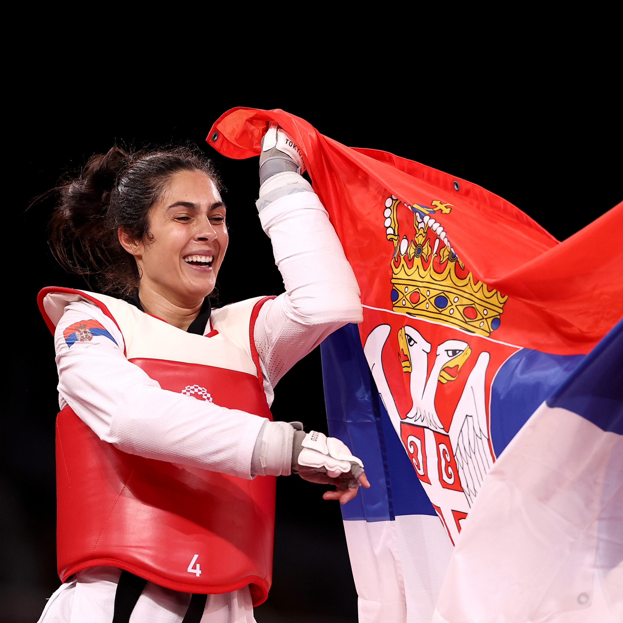Milica Mandić: Serbia's history maker does it again in Tokyo
