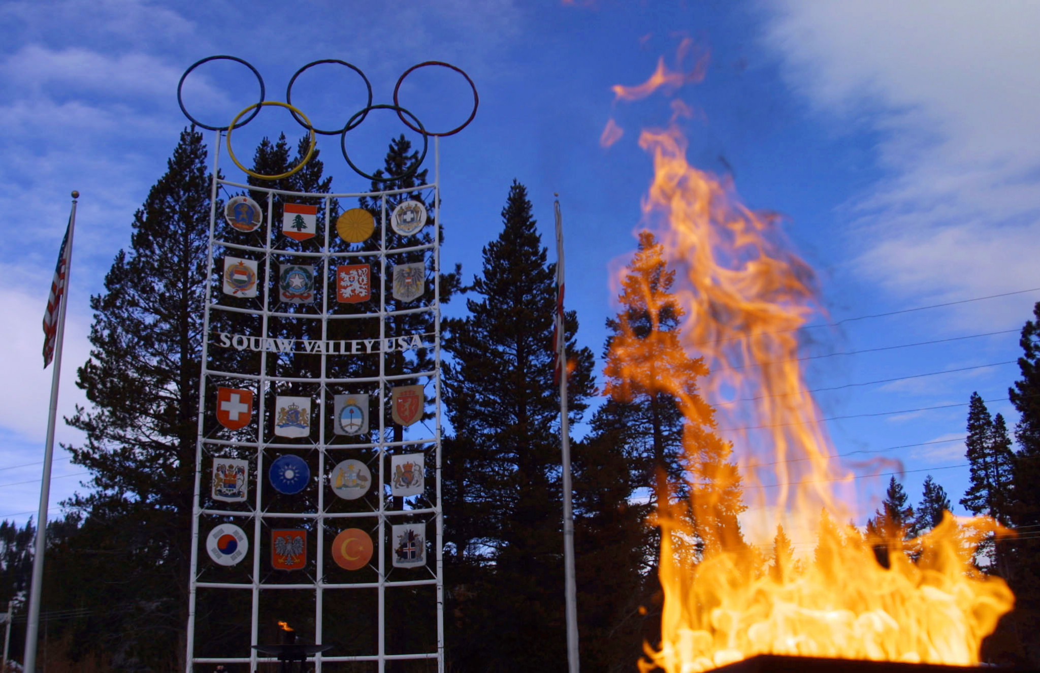 Winter Olympic host Squaw Valley Ski Resort changes name over derogatory term