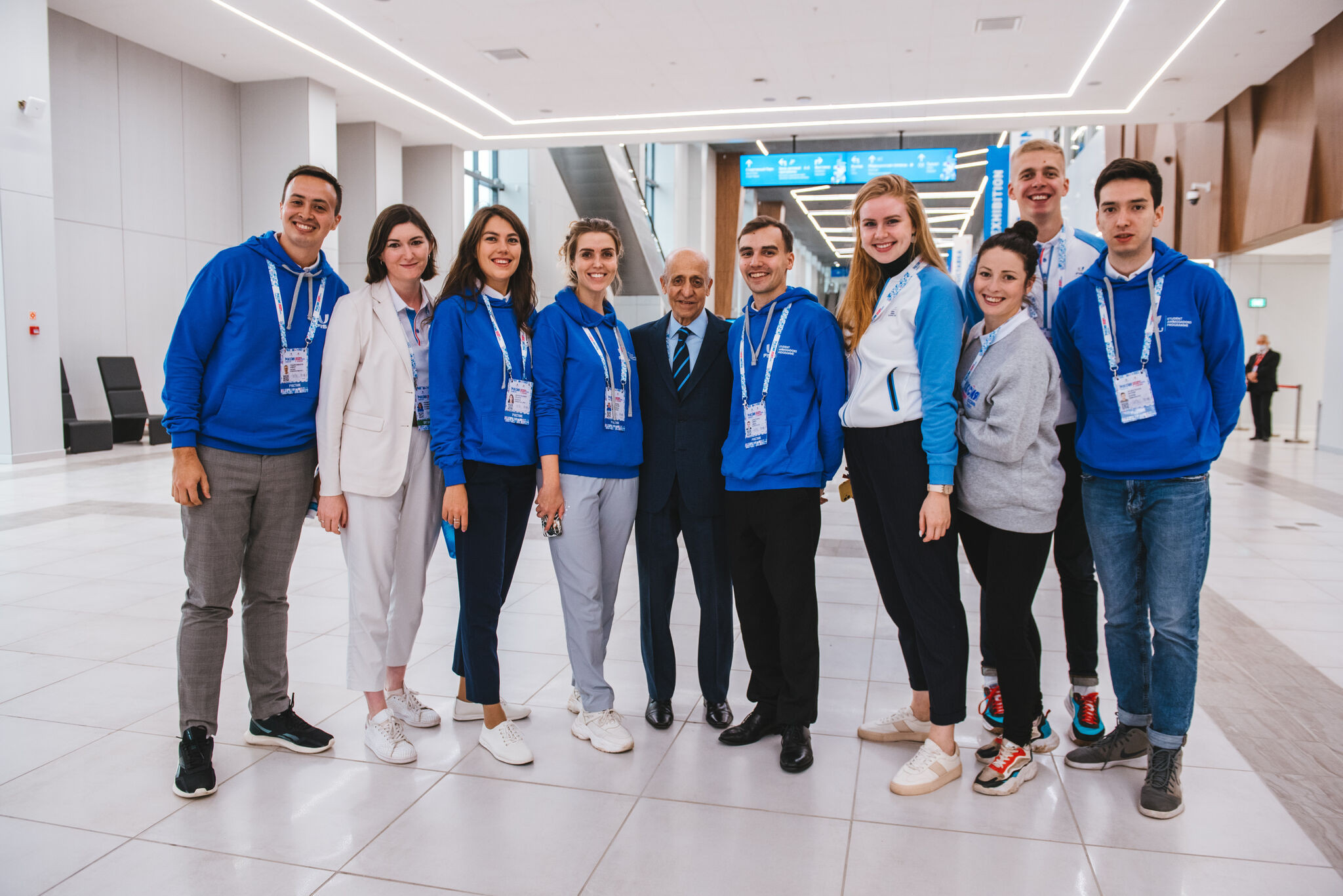 FISU Volunteer Leaders Academy concludes with three-day, yoga-studded online event