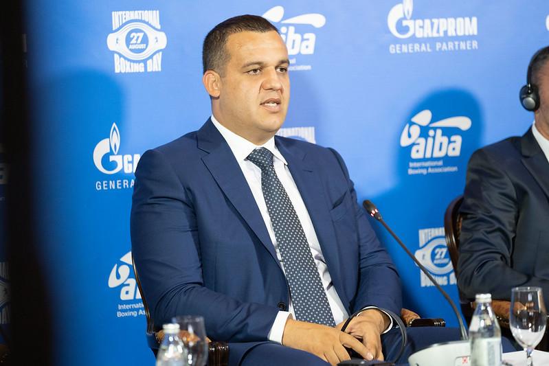 AIBA has been led by Russian Umar Kremlev since December 2020 ©AIBA