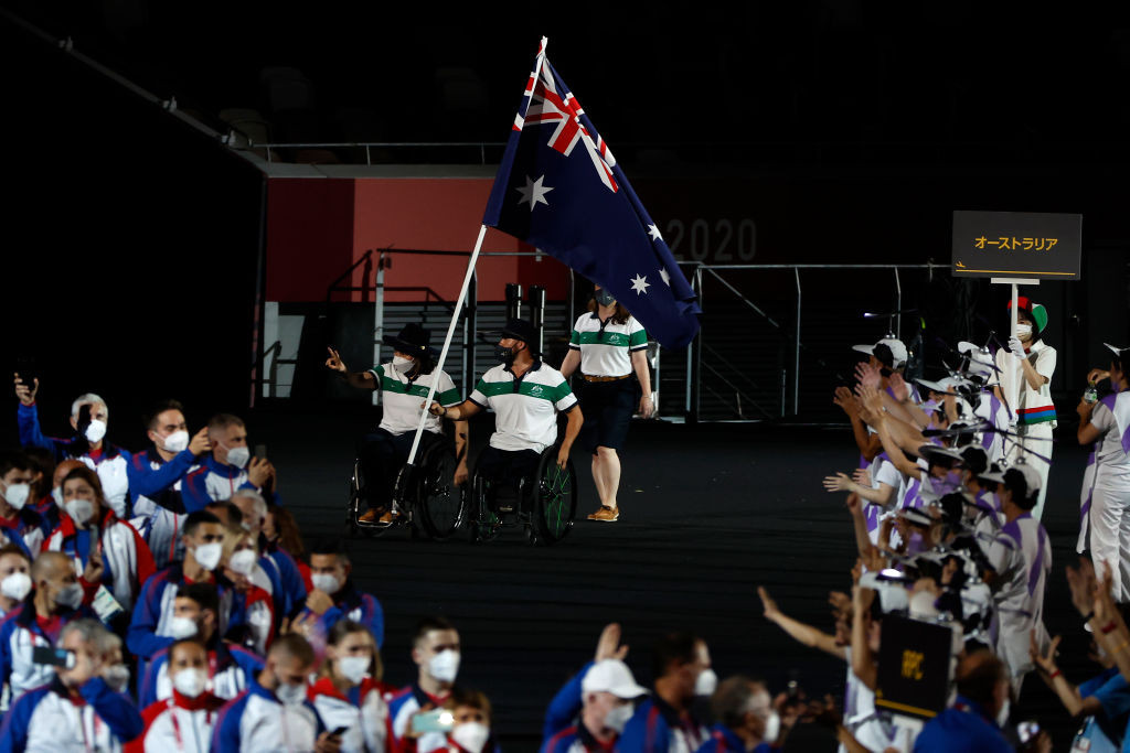 Australia finished eighth on the medal table at the Tokyo 2020 Paralympics ©Getty Images