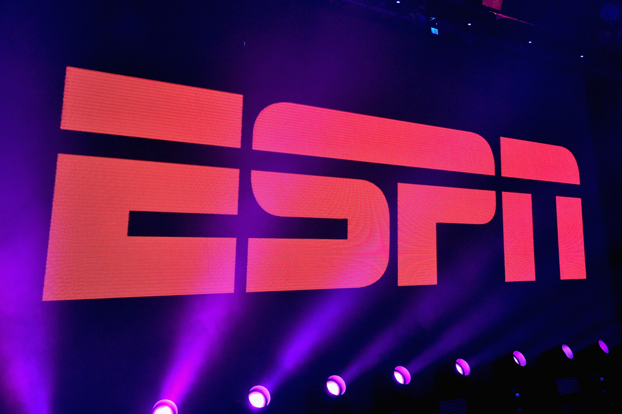 Cable channel ESPN took over exclusive US Open broadcasting rights in the United States in 2015 ©Getty Images