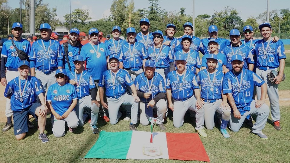Italy has a well-established programme in blind baseball ©AIBxC