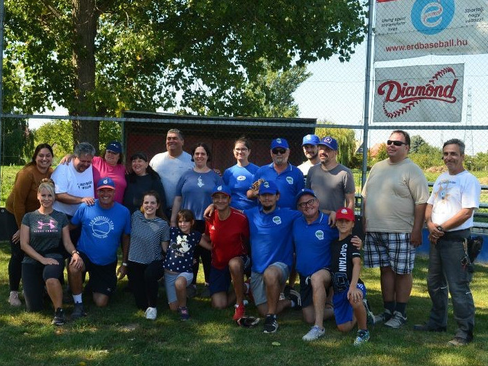 WBSC and Italy bring blind baseball to Hungary