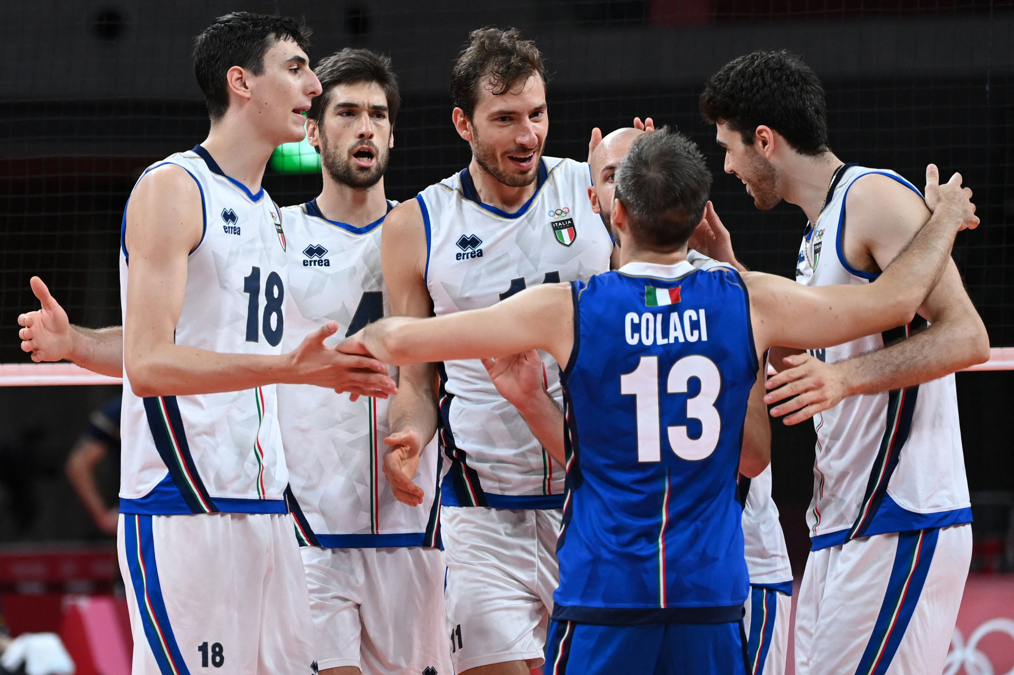 Italy have been men's European volleyball champions six times, but not since 2005 ©Getty Images