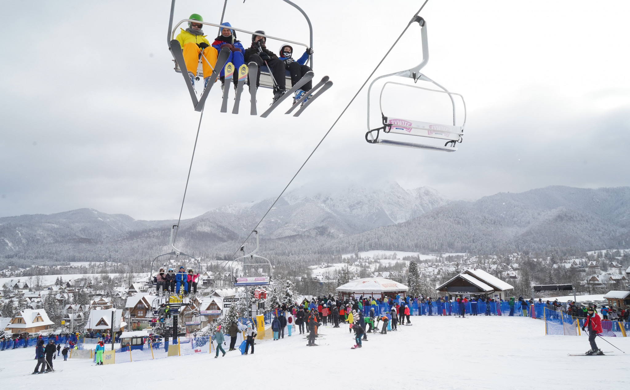 Zakopane is no longer to host the cross-country World Championships due to construction conflict ©Getty Images