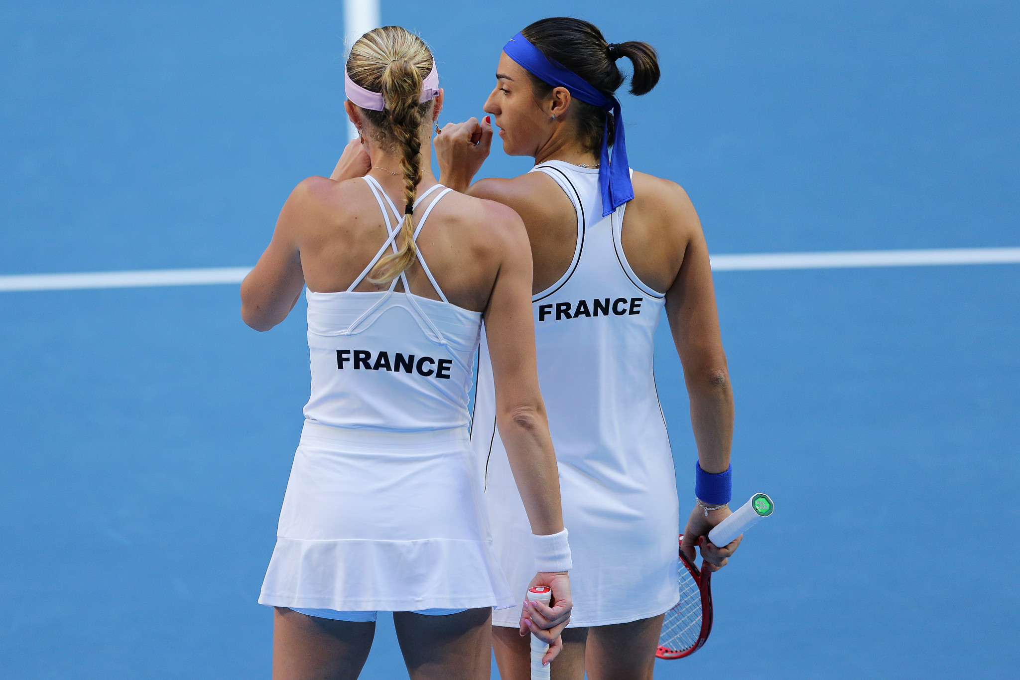 Defending champions France to open Billie Jean King Cup Finals in November against Canada