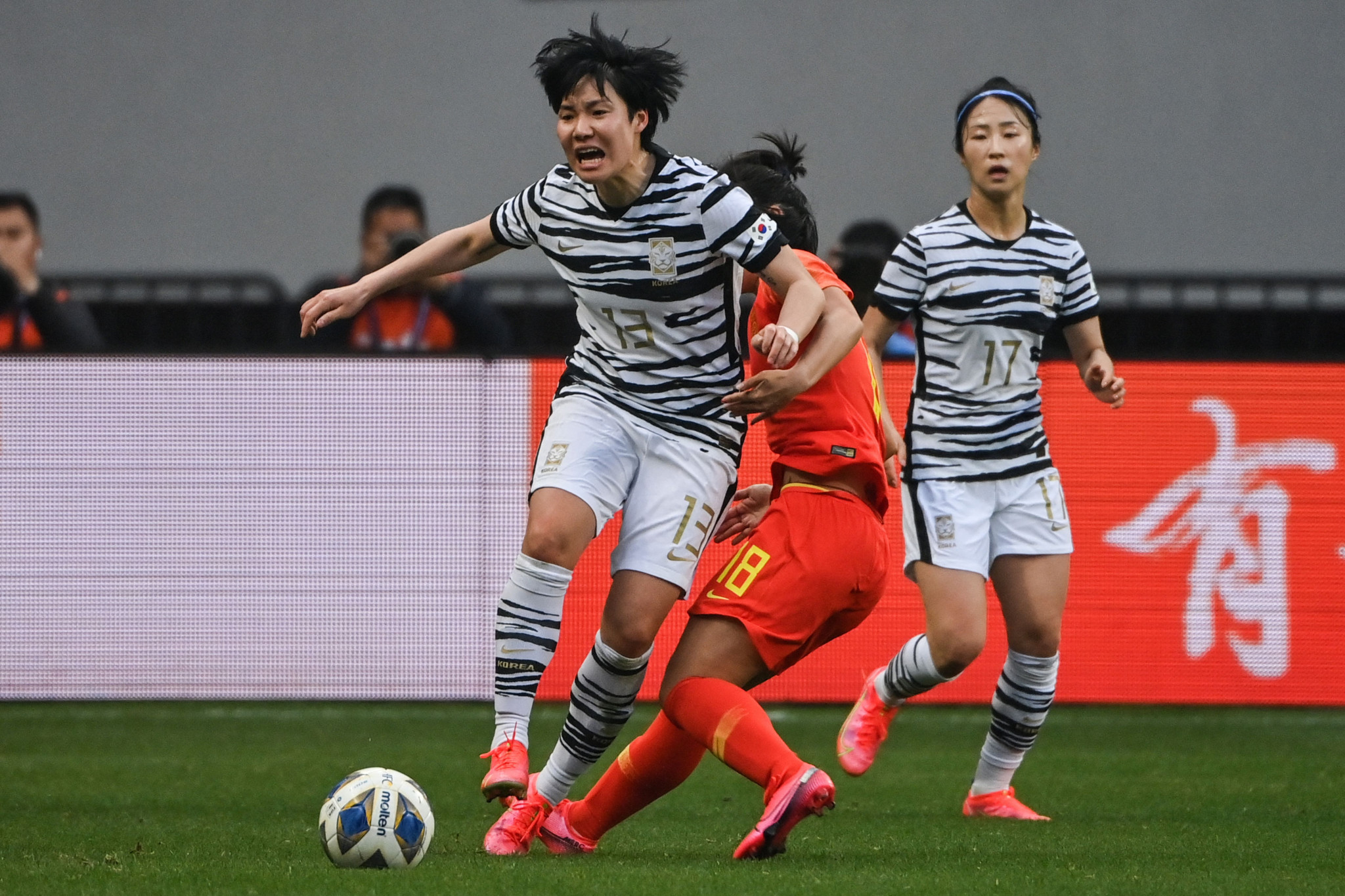 Women's Asian Cup qualifiers kick off in five countries