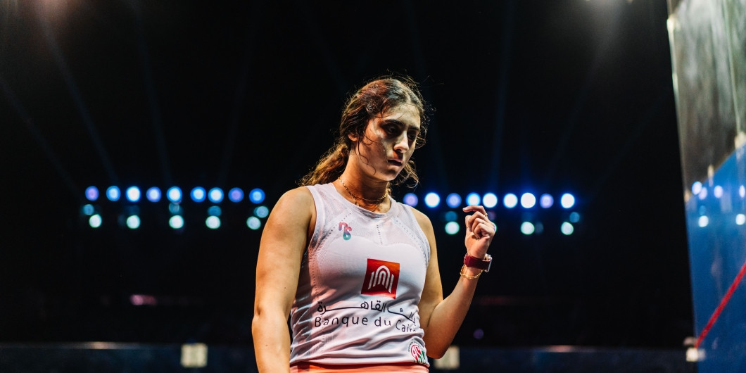 Men's and women's top seeds reach Egyptian Open finals as Farag and El Sherbini look to defend titles