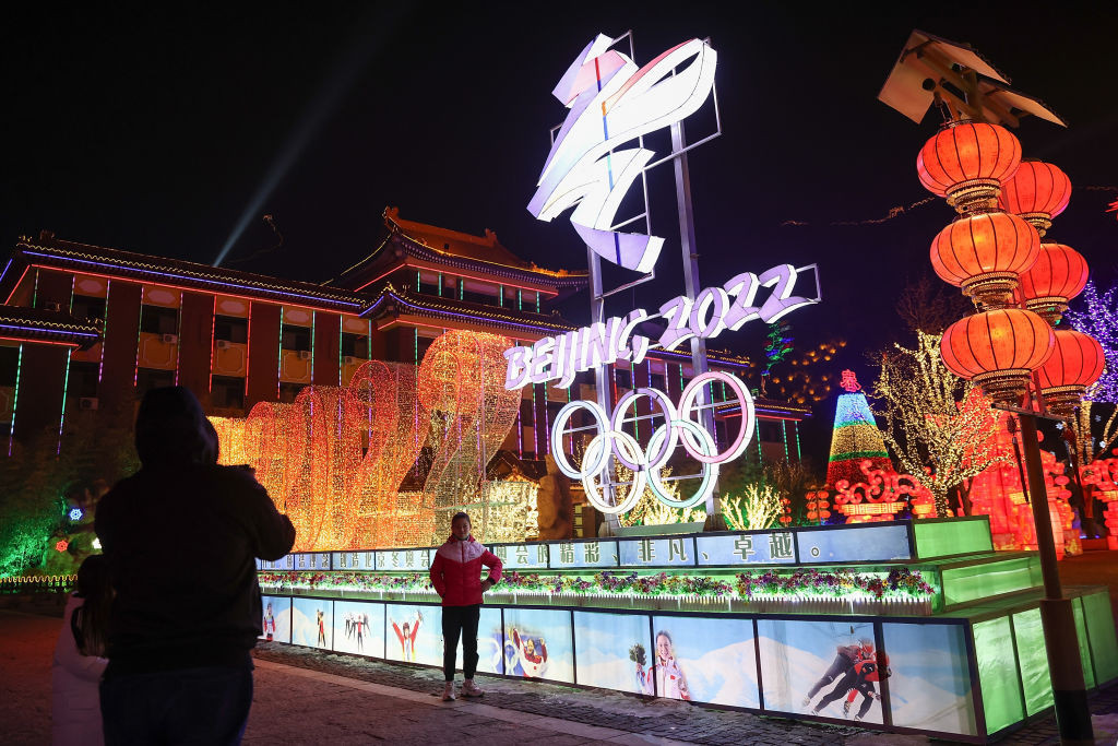 Beijing 2022 is set to be the first overseas Olympics attended by Vladimir Putin since London 2012 ©Getty Images