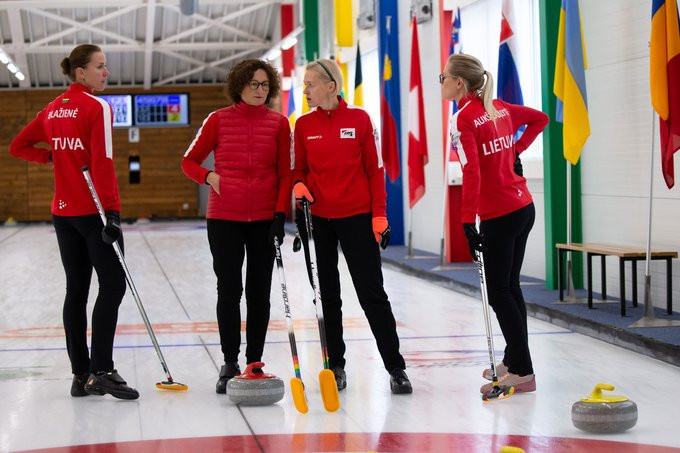 Lithuania to host first World Curling tournament in 2022