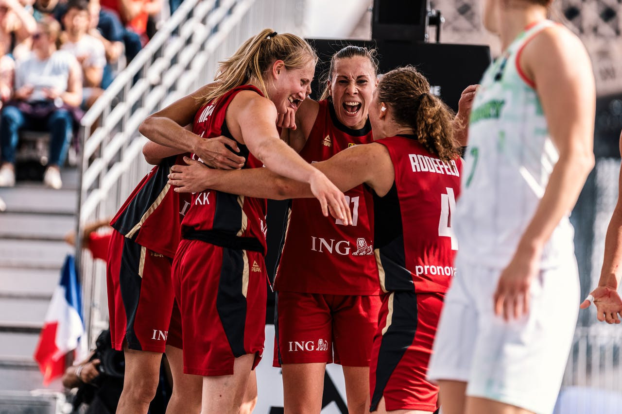 FIBA 3x3 Women's Series poised to reach climax in Bucharest