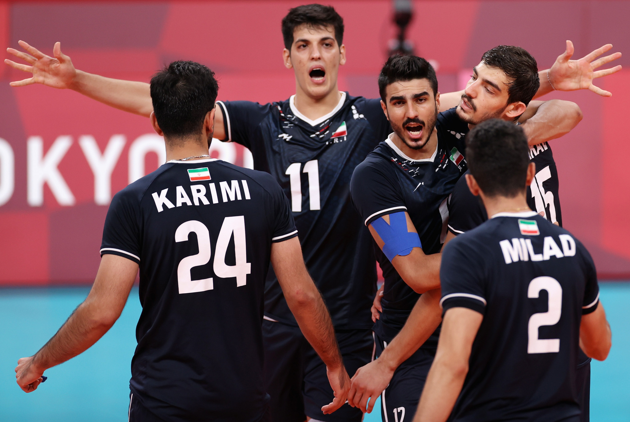 Hosts Japan among semi-finalists at Asian Men's Volleyball Championship