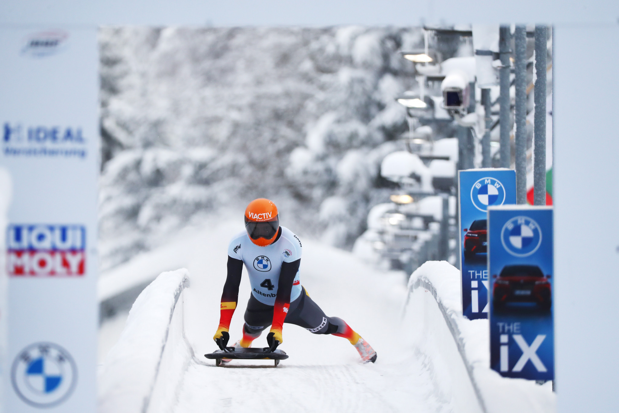 Winterberg will host the 2024 IBSF World Championships, it was announced at the IBSF Congress today ©Getty Images