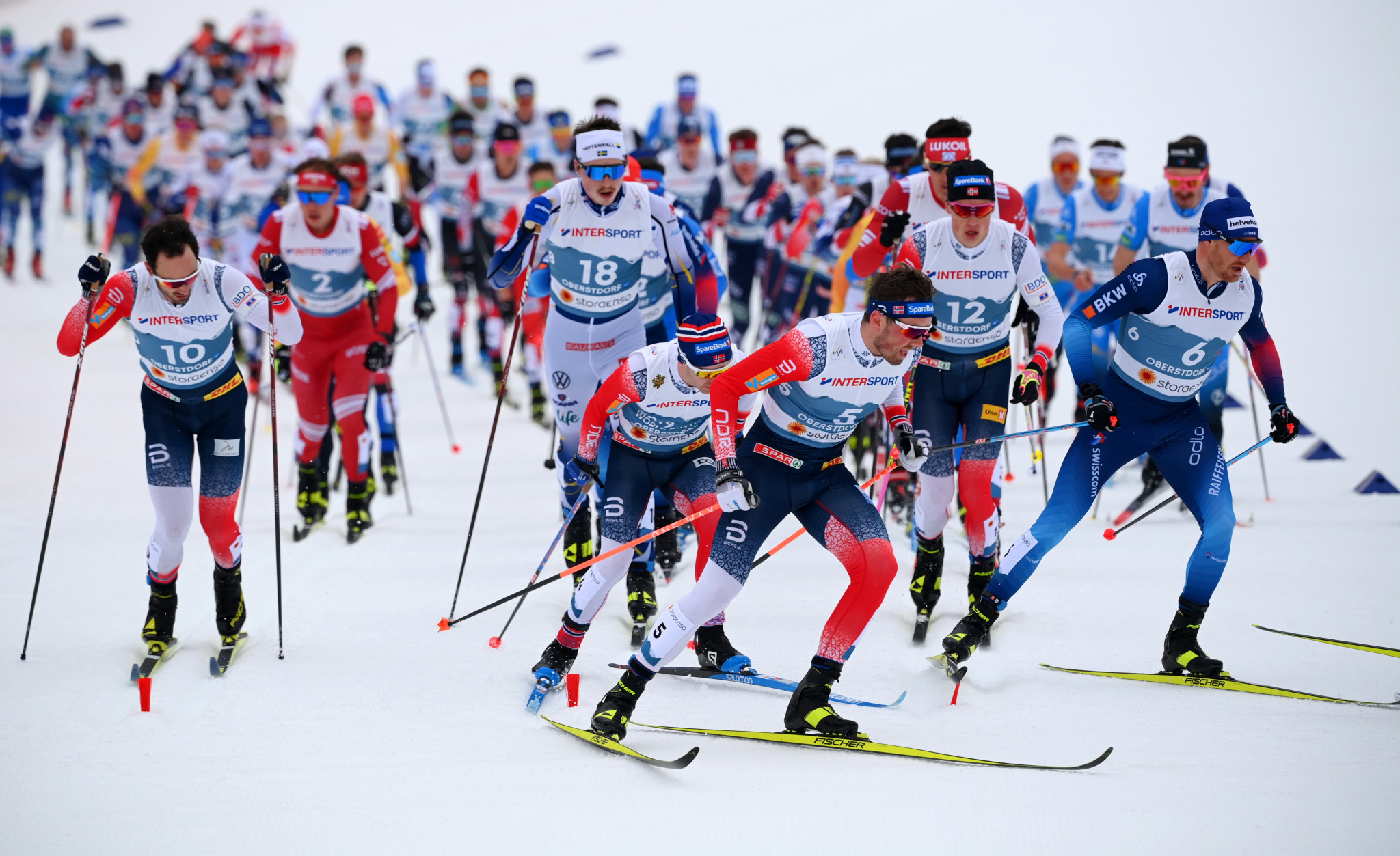 Swiss Ski sign supplier deal with SCATTA from 2022-2023 season