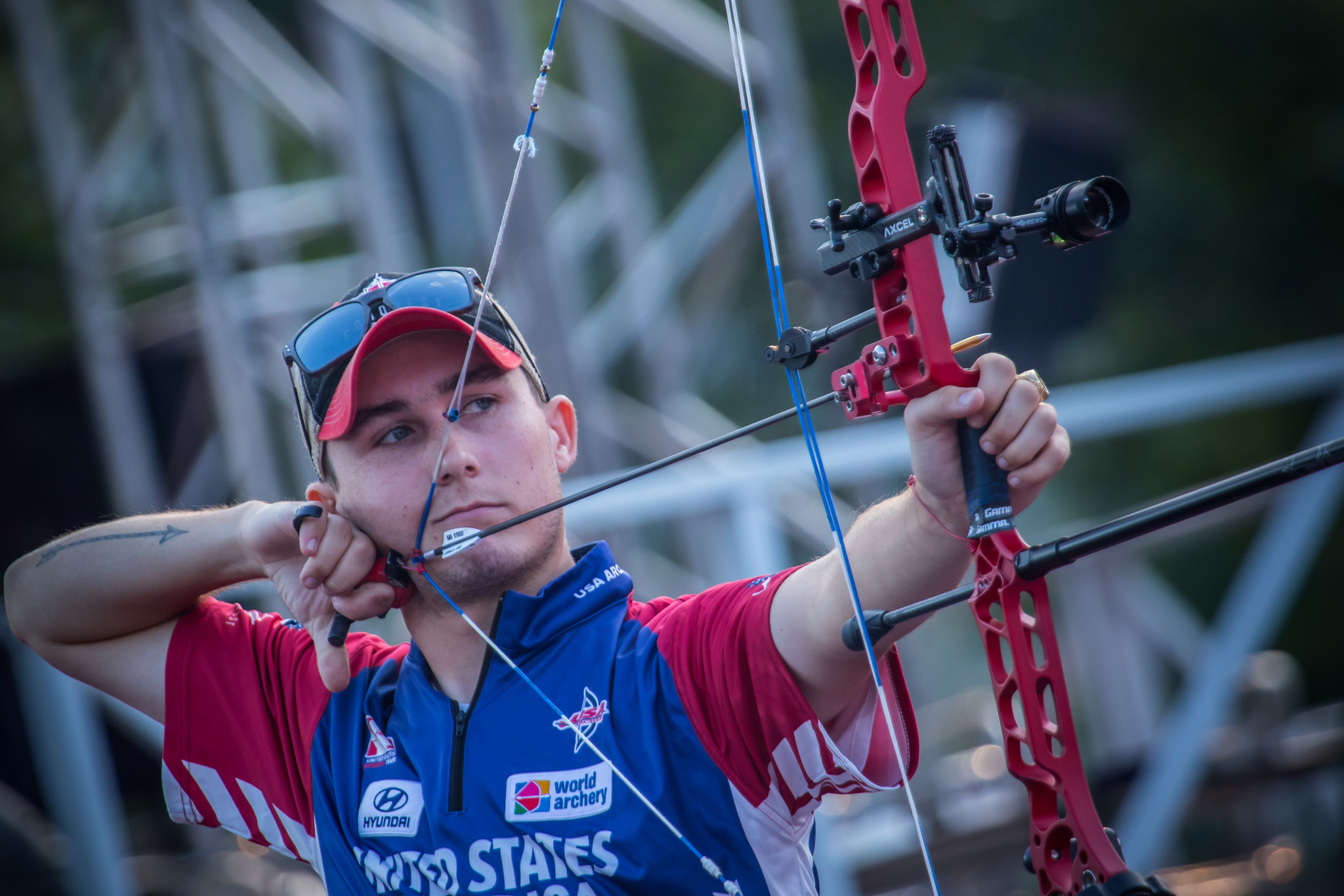Americans set to defend titles as World Archery Championships come to Yankton