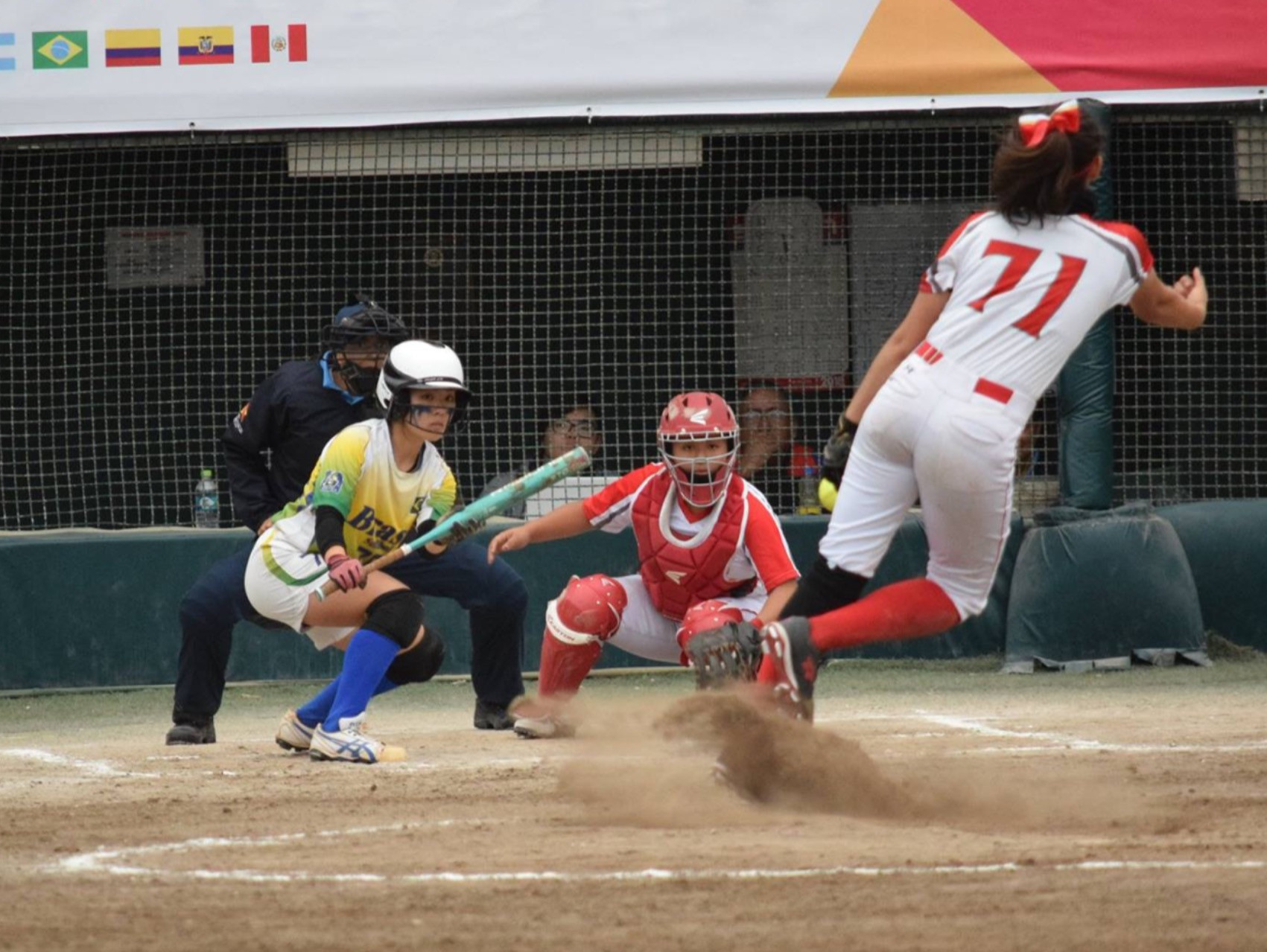 Argentina to host Women's Softball South American Championship