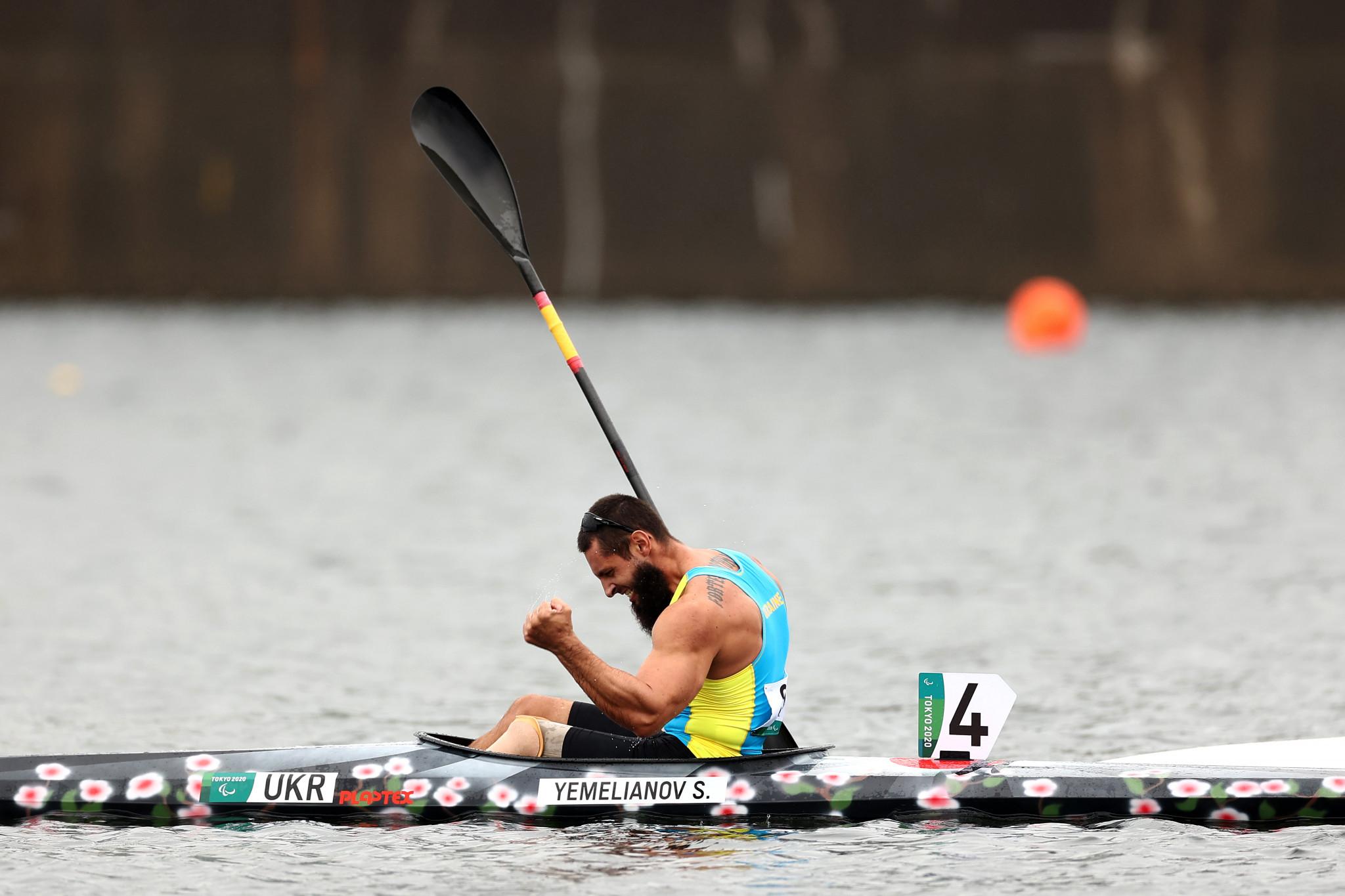Britain and Ukraine celebrate success at ICF Para Canoe World Championships