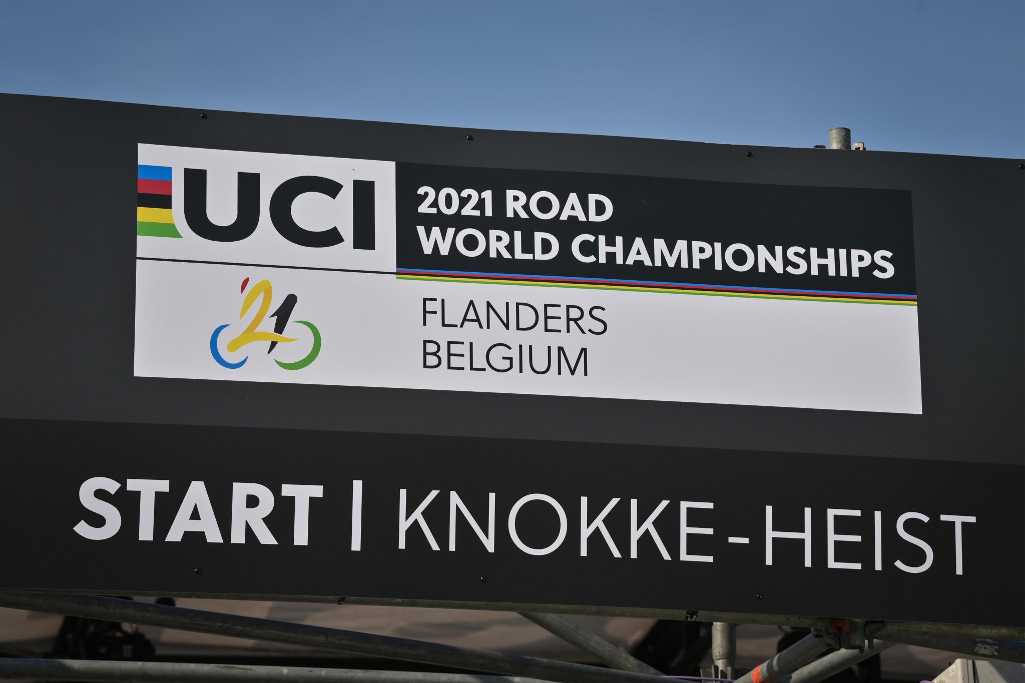 Van Aert and Evenepoel eye success at UCI Road World Championships in Flanders