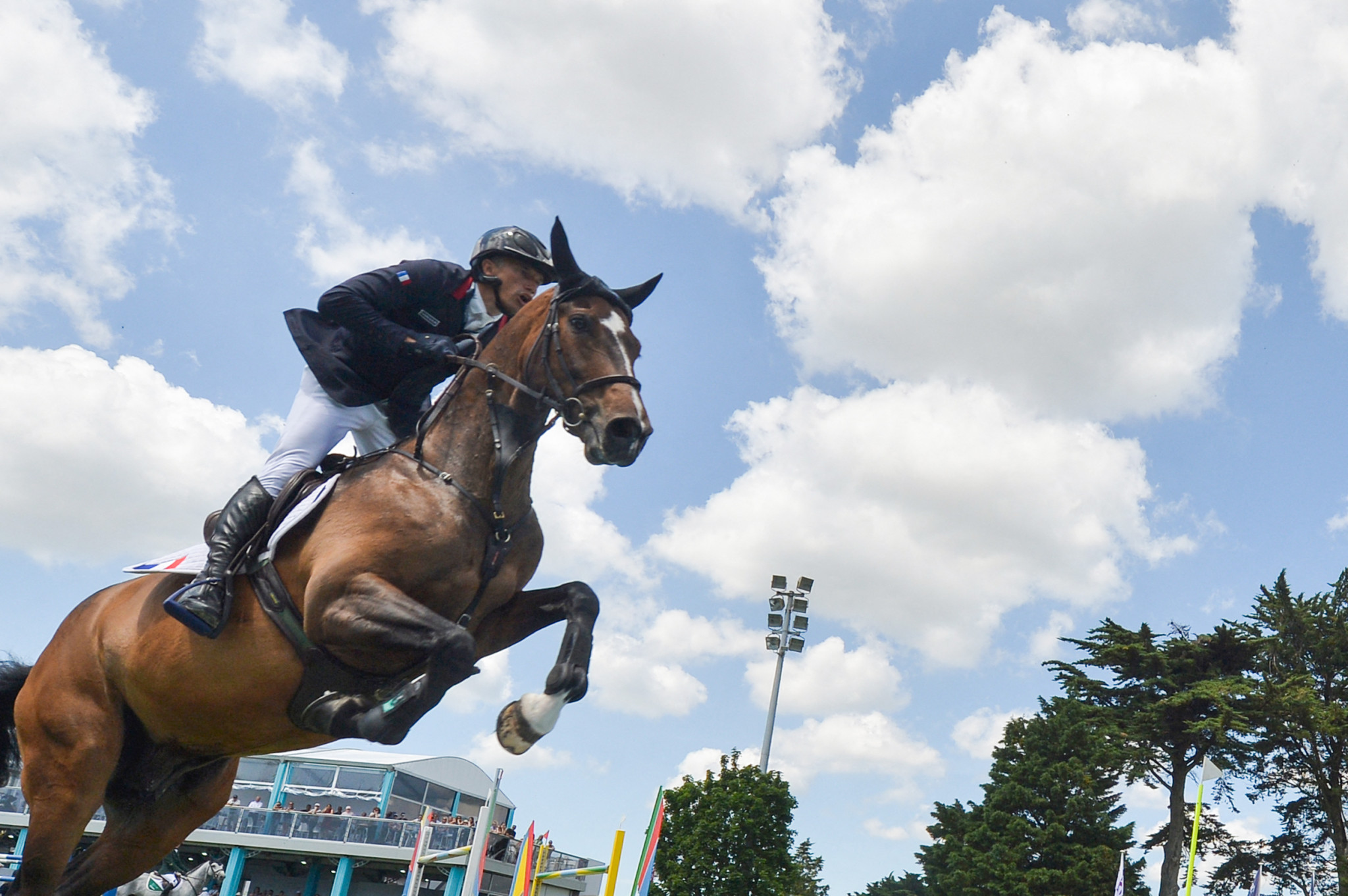 Maher, Robert move into joint Longines Global Champions Tour lead