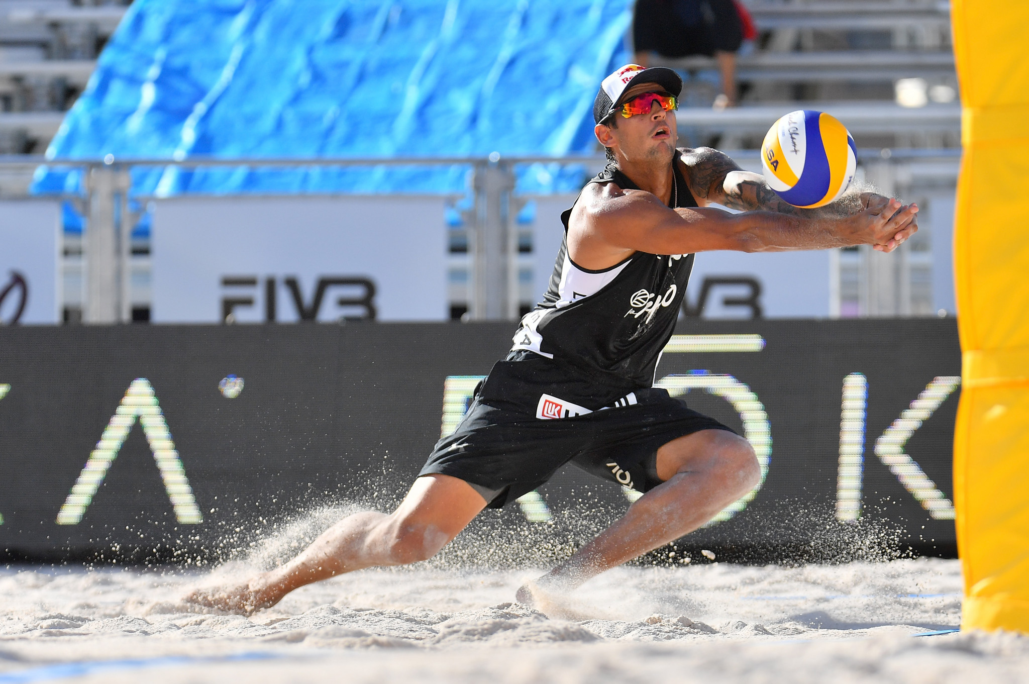 FIVB launches bidding process for three future Beach Volleyball World Championships