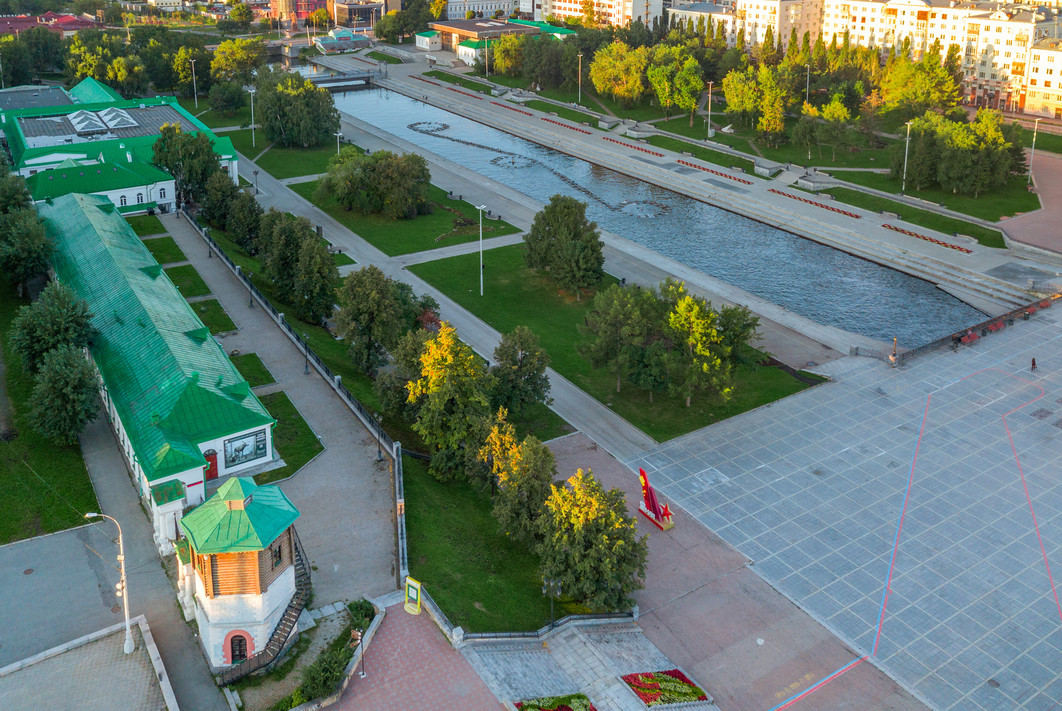 Yekaterinburg 2023 invites concept development ideas for Games Park