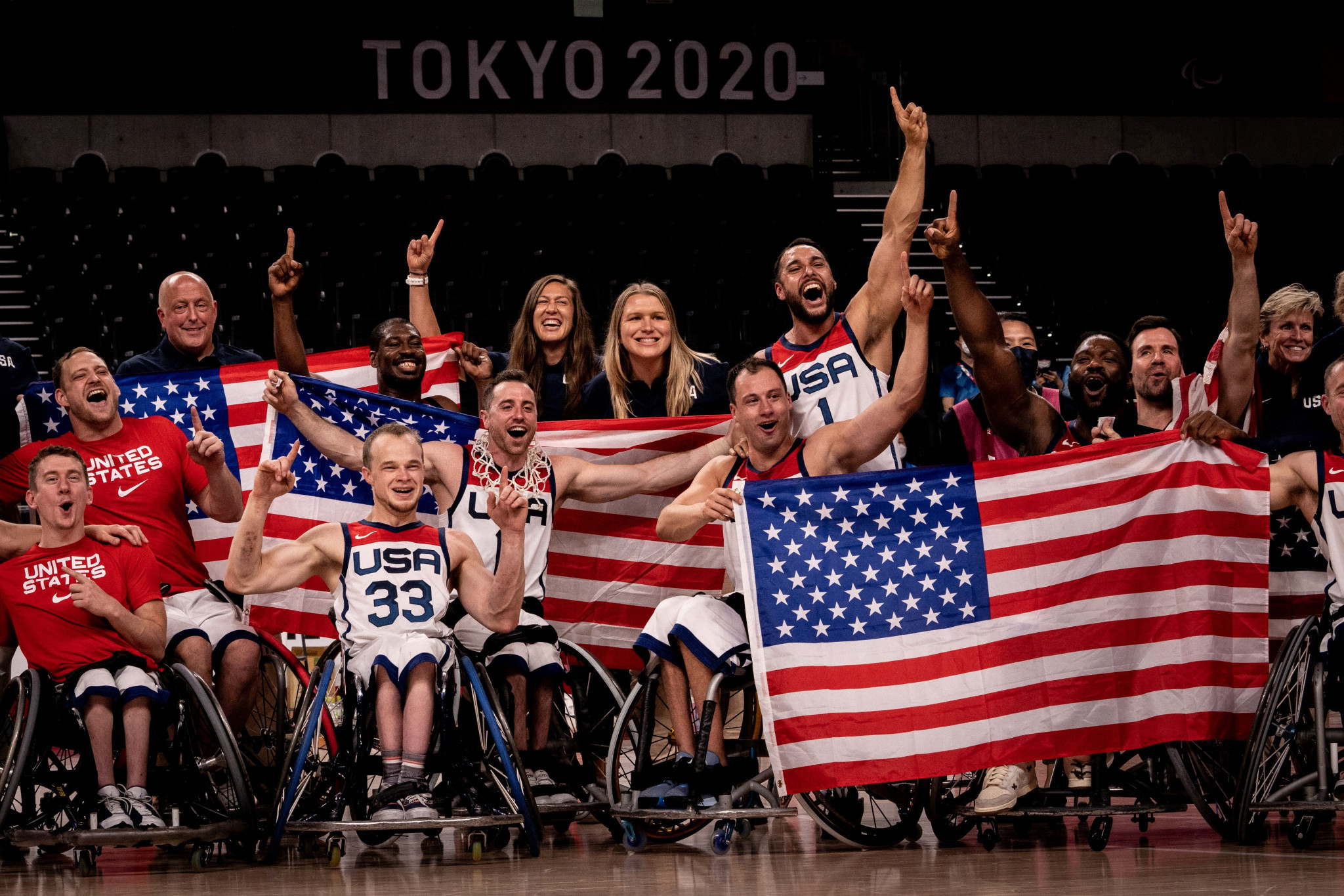The United States had their best Paralympics in 13 years ©Getty Images