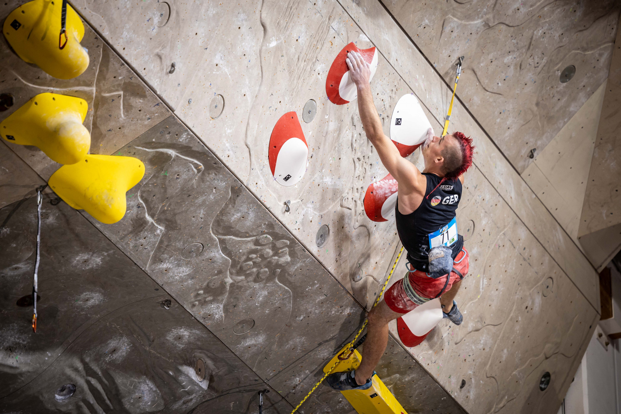 IFSC World Cup in Seoul cancelled less than two weeks before event