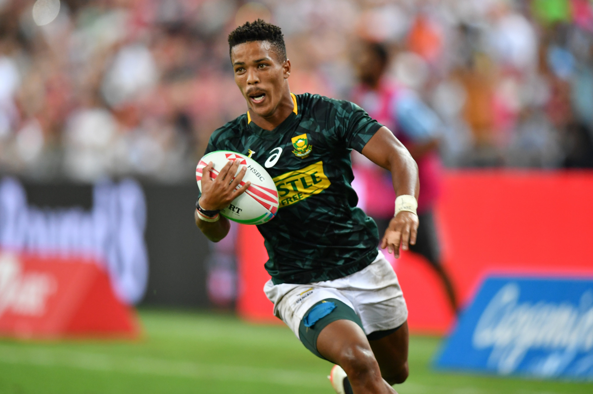 South Africa triumph on World Rugby Sevens Series return in Vancouver, while Britain win Fast Fours event