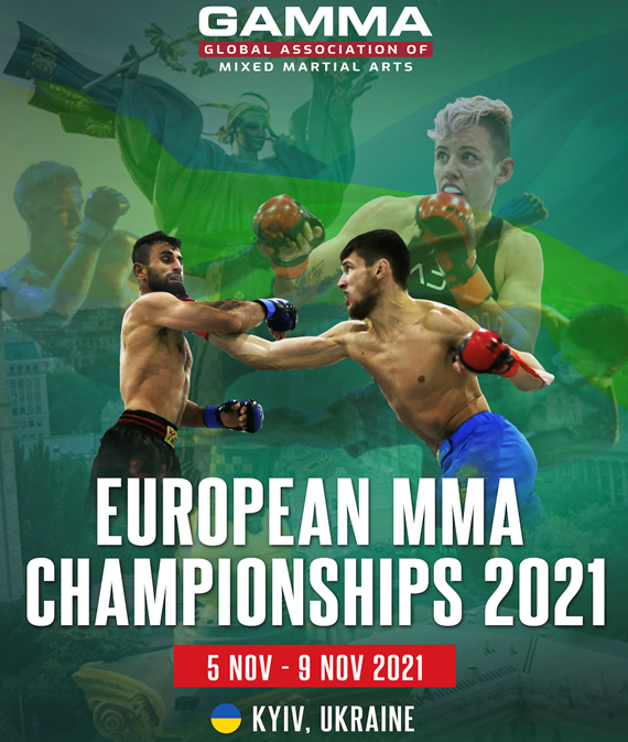 GAMMA moves European Championships for second time with Kiev new host