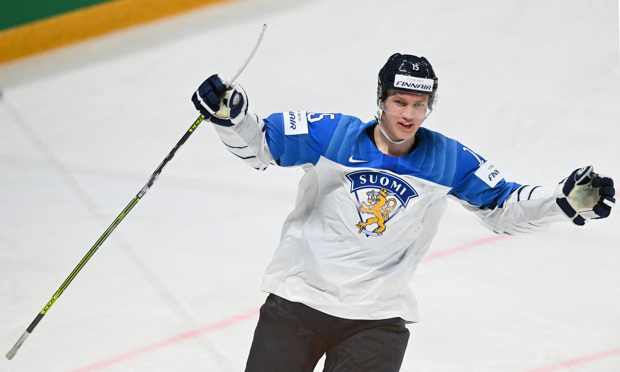 Finland is to host the 2022 IIHF Men's Ice Hockey World Championship ©Getty Images
