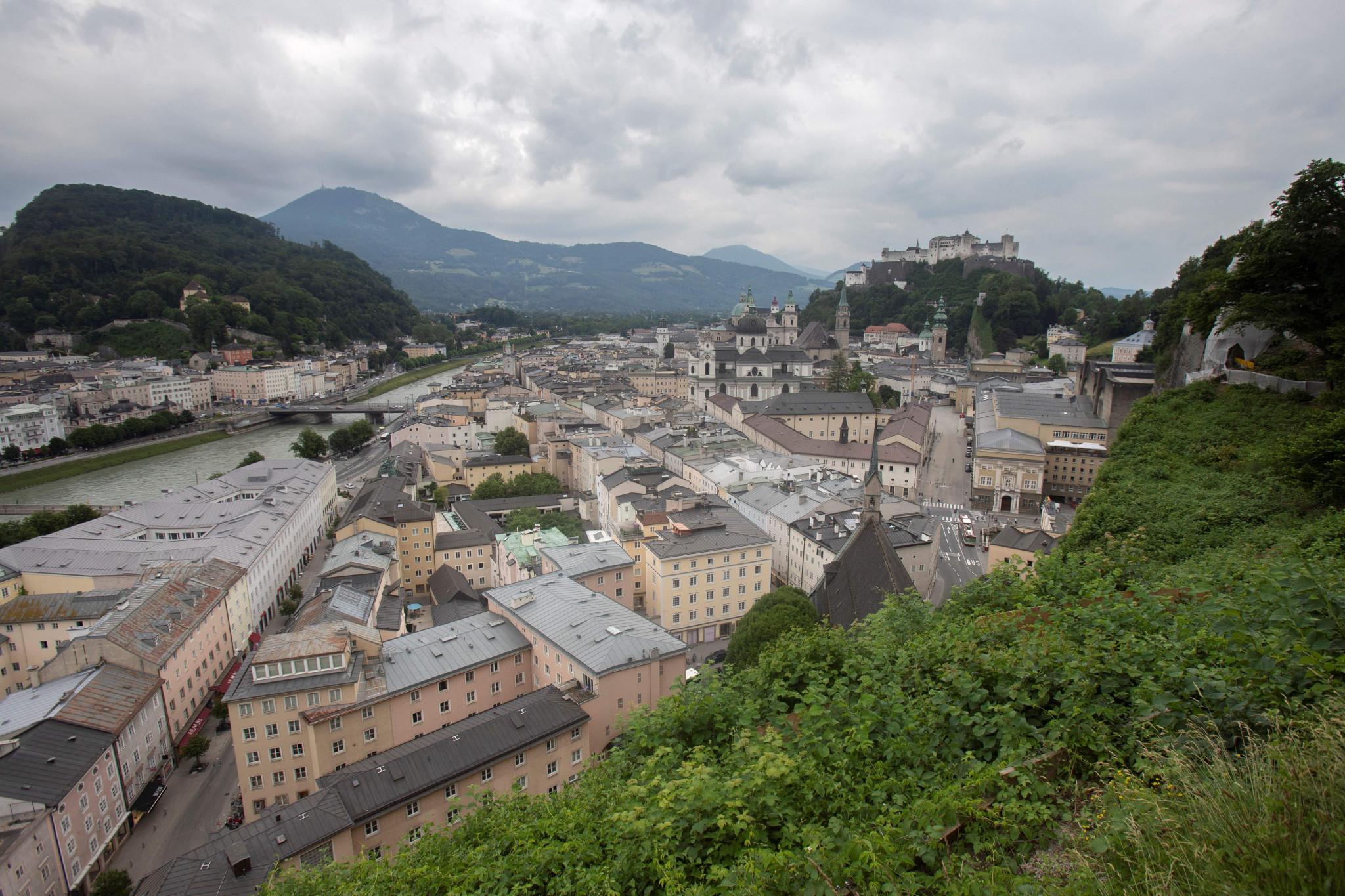 Salzburg announced as FIL Congress host a week before event set to begin