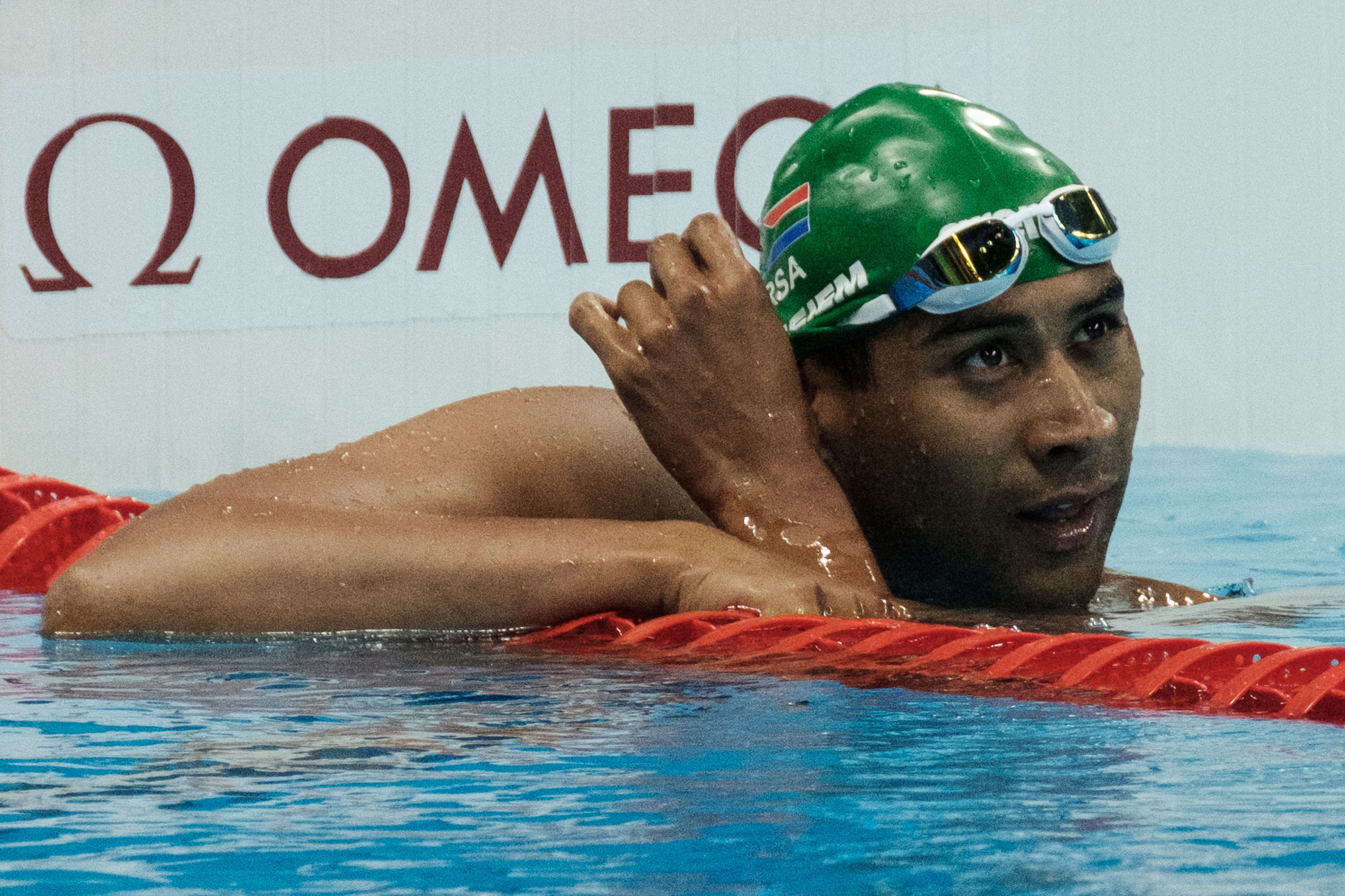 Former Paralympic medallist Hassiem in coma after undergoing surgery