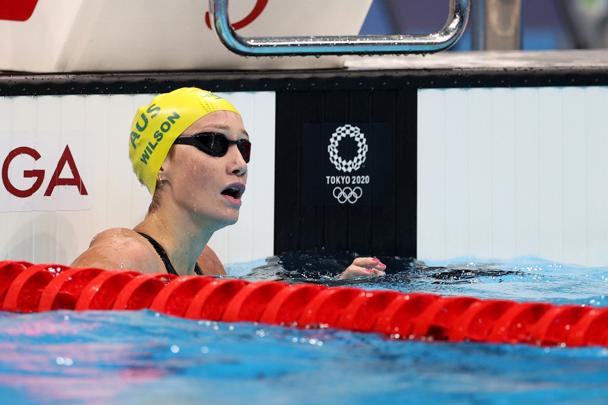 Olympic gold medallist Wilson hospitalised as precaution after COVID-19 positive