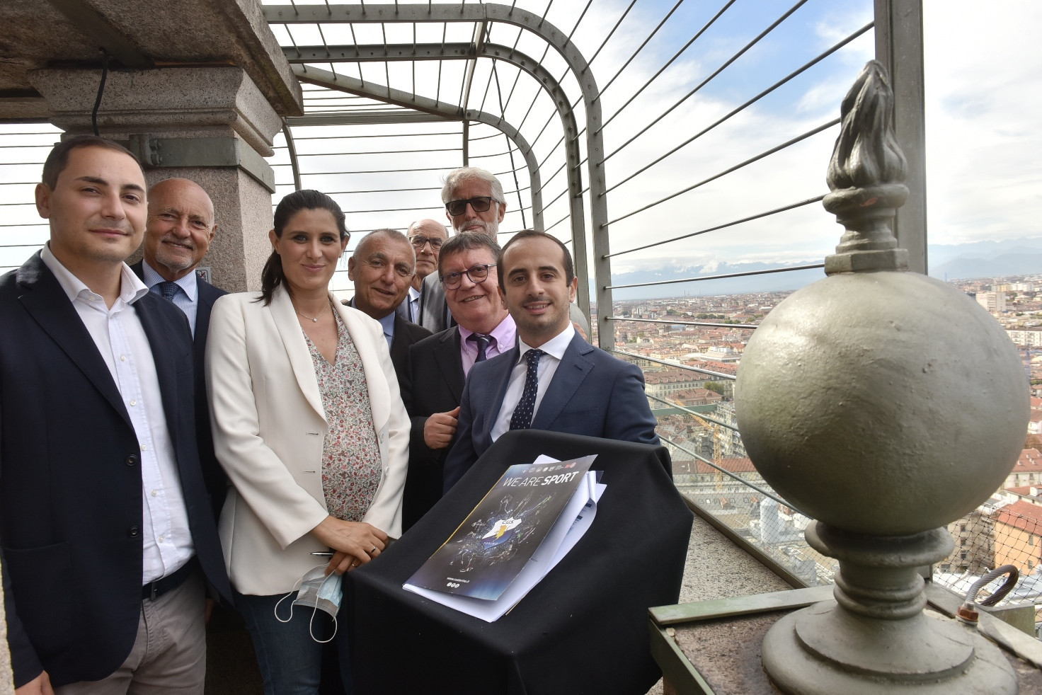 Contracts signed for Turin to host 2025 World Winter University Games