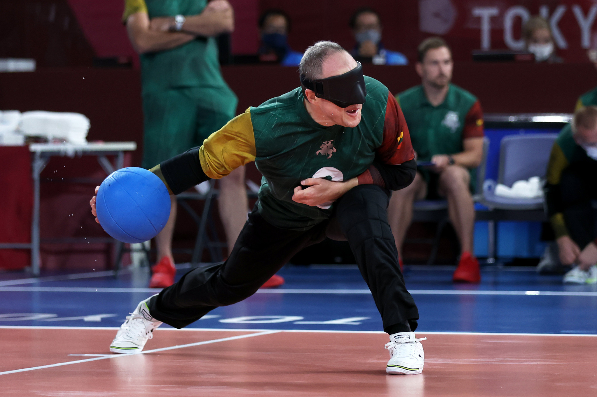 2021 IBSA Americas and Asia-Pacific Goalball Championships postponed to 2022