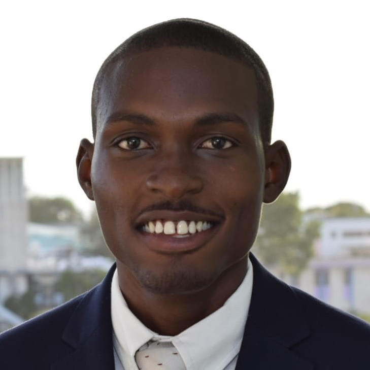 Barbados Chess Federation treasurer Rohansonn Waithe is one of two BOA candidates at the IOA's International Session for Young Participants ©BOA