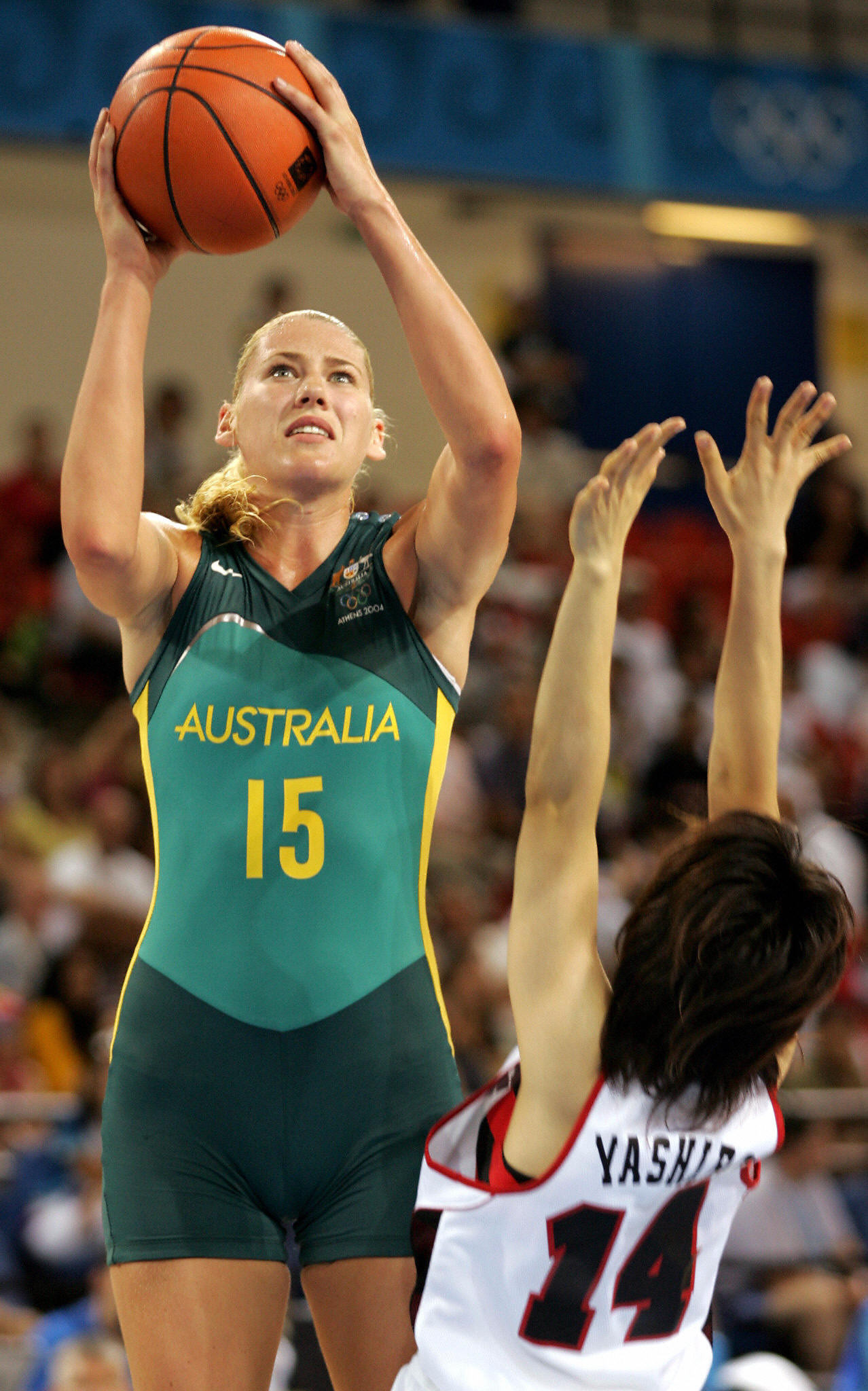 Lauren Jackson won four Olympic medals, including three silver, during a successful career which saw her become the first Australian enshrined into the Naismith Memorial Basketball Hall of Fame ©Getty Images