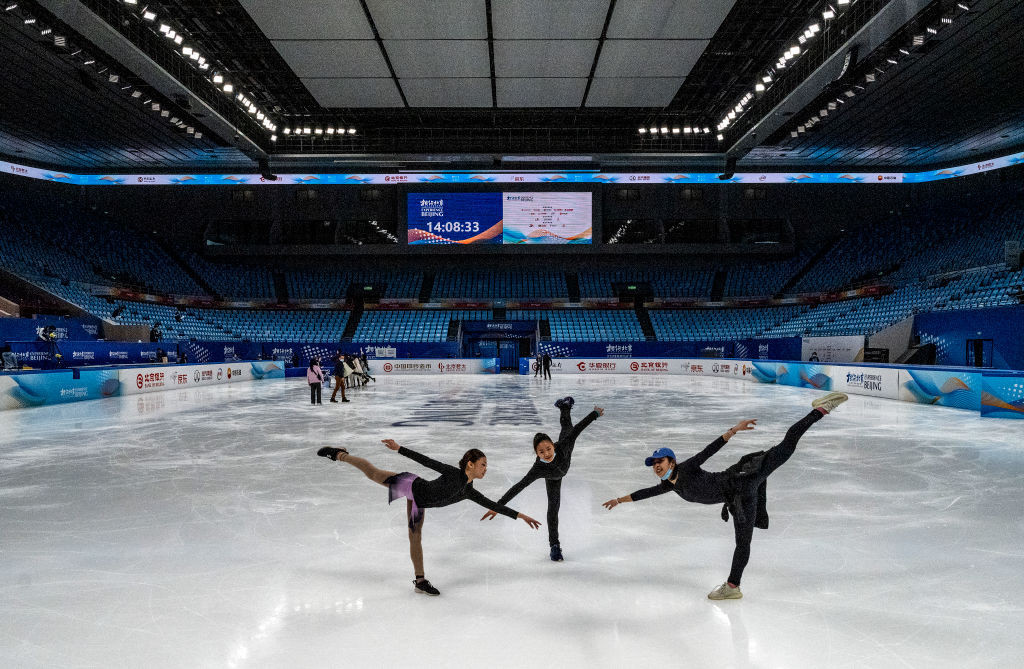 Figure skating at Beijing 2022 is due to be held at the Capital Indoor Stadium ©Getty Images