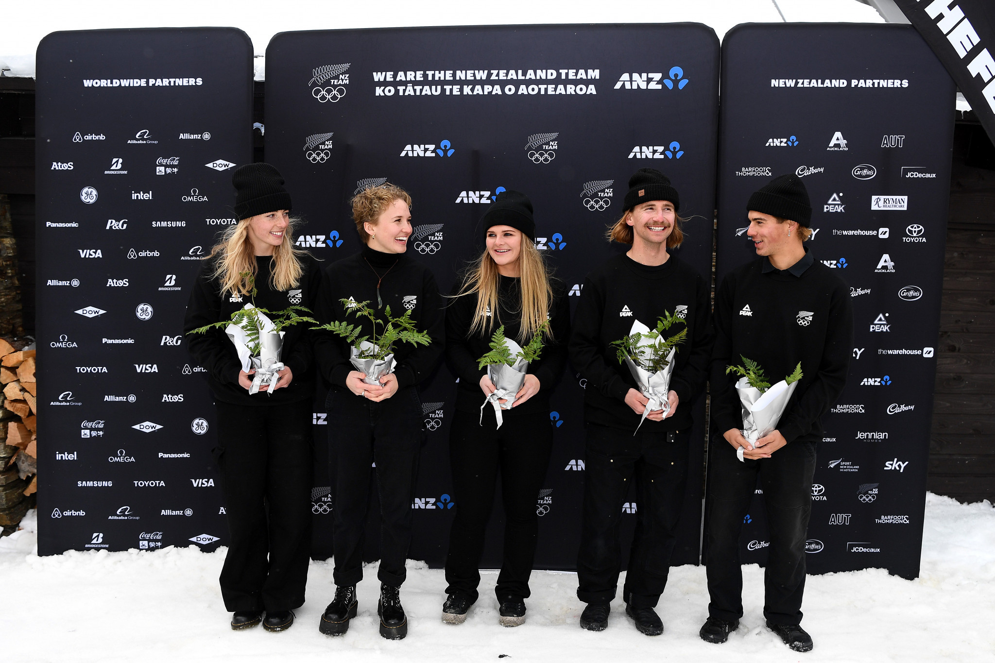 Olympic medallists among first New Zealand selections for Beijing 2022