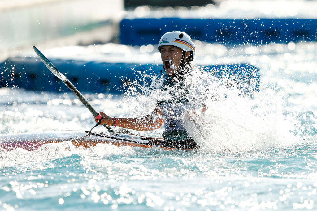 Olympic gold medallists in search of unprecedented double at Canoe Slalom World Championships