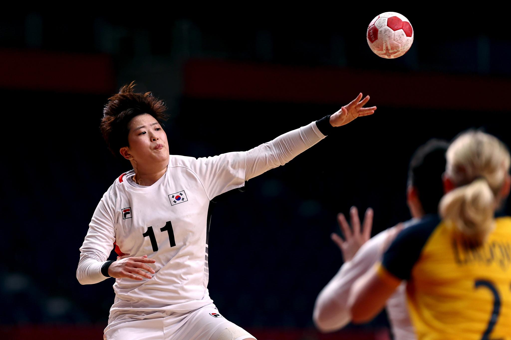 Japan and South Korea top groups at Asian Women's Handball Championship