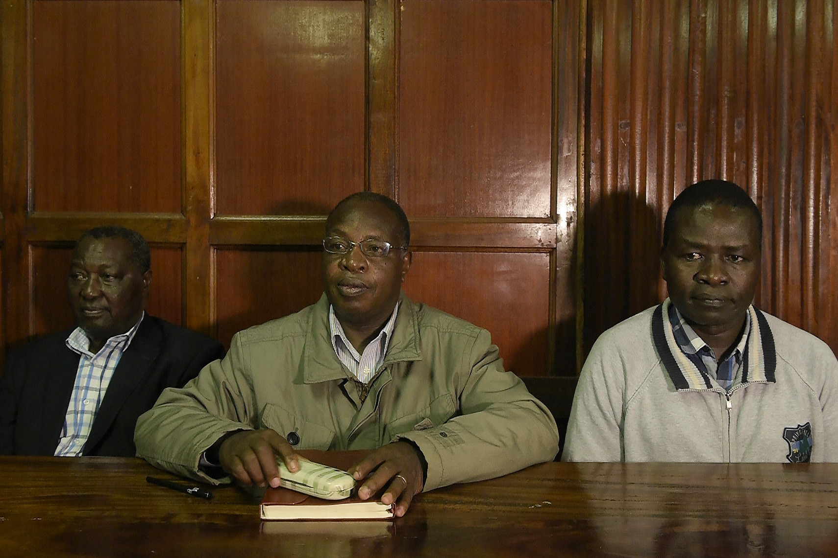 Kenya's Rio 2016 Chef de Mission Stephen arap Soi was convicted of corruption and sentenced to 10 years in prison or a KES103 million fine ©Getty Images